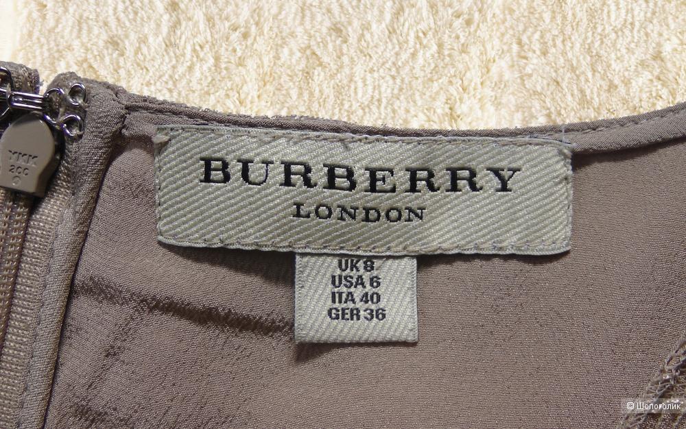 Платье Burberry 44Rus