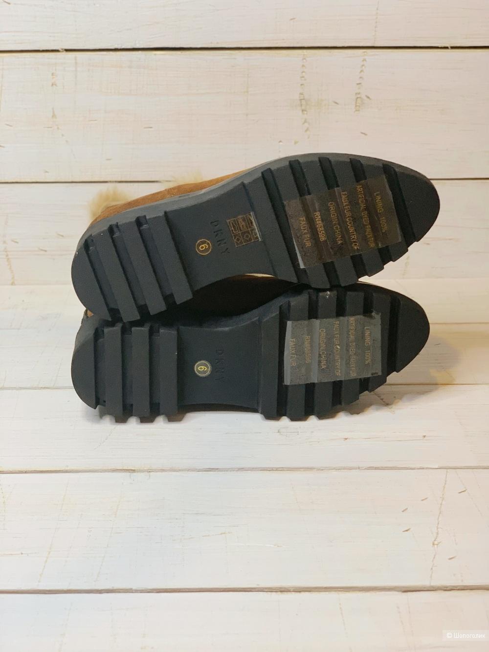 Ботинки DKNY р. 36