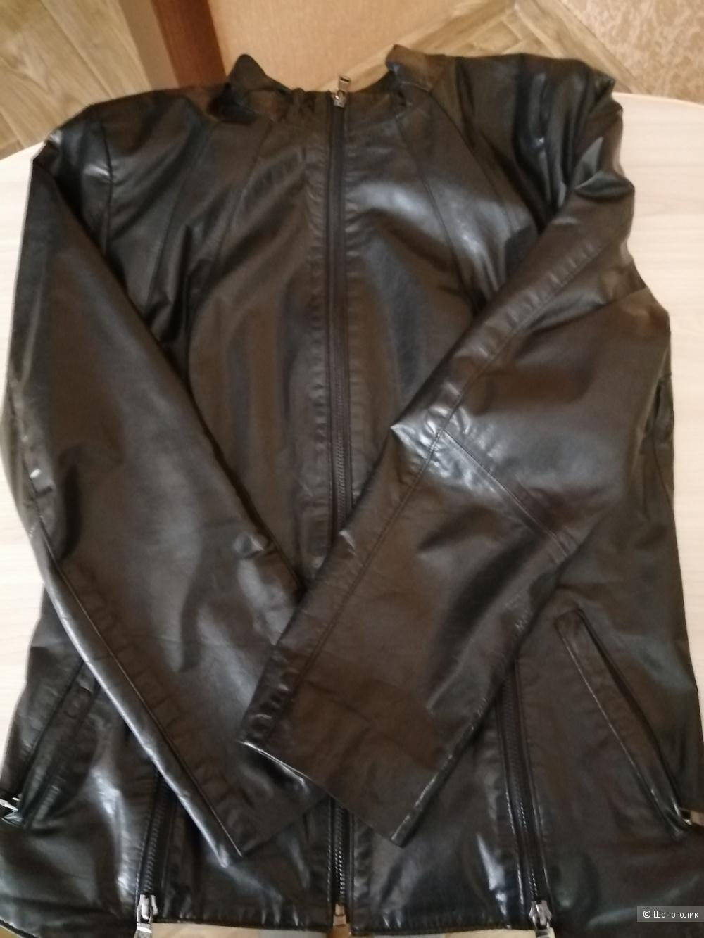 Кожаная куртка, VFVESVGE, s, m.