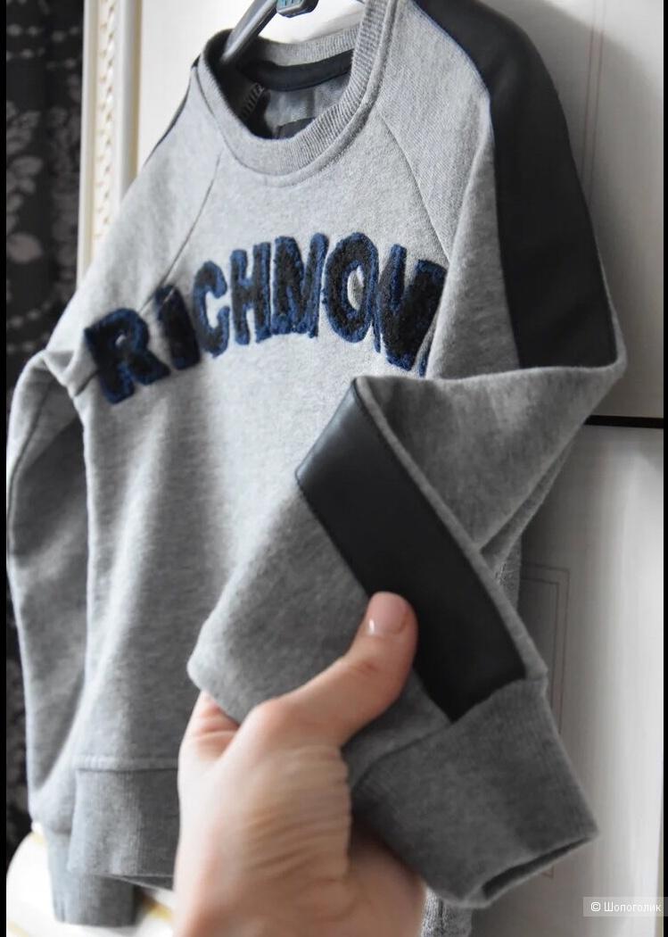 Richmond junior свитшот 3