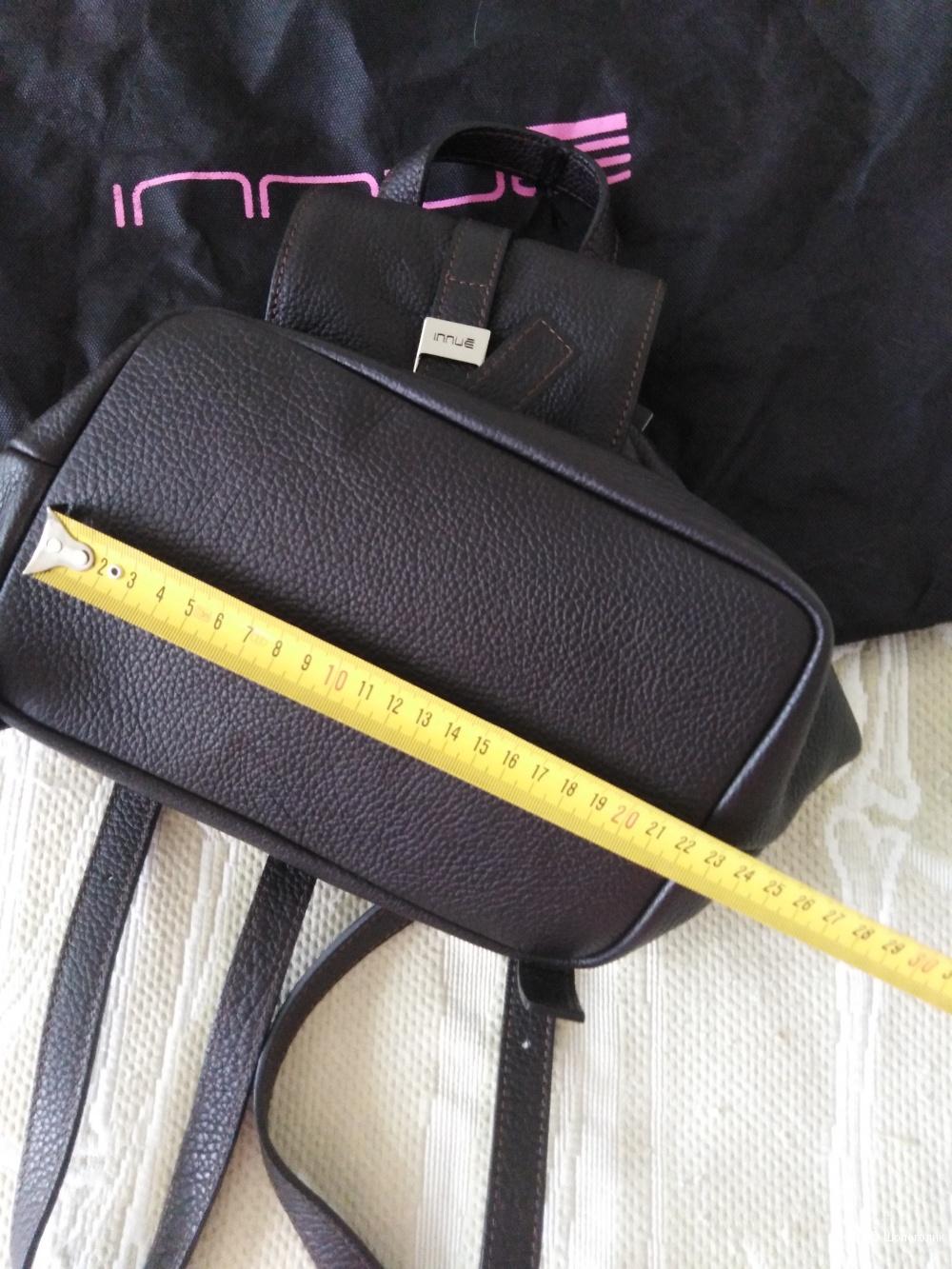 Кожаный рюкзак Innue'