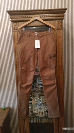 Брюки/джинсы  BY SOFIE  RASMUSSEN на 48 - 48 плюс