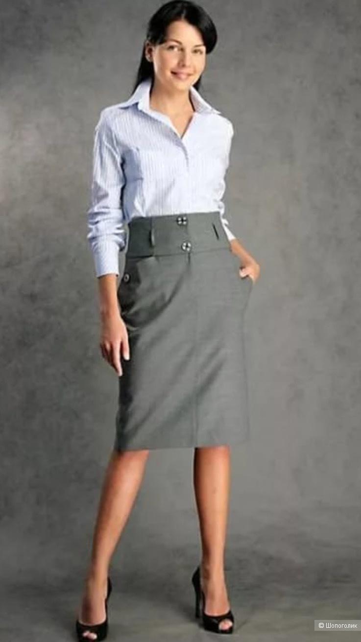Сет из юбки Pearl by sela и блузки Mexx, размер 48-50
