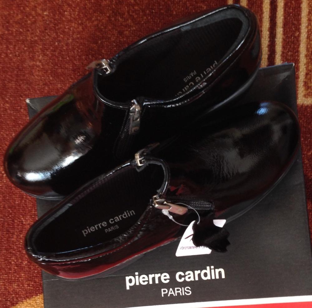 Полуботинки Pierre Cardin, размер 36,5-37.