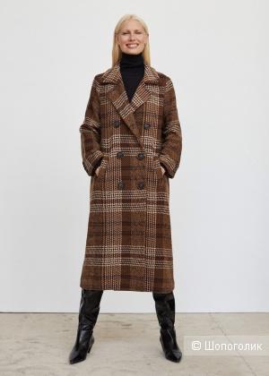 Шерстяное пальто Premium MANGO размер 48 - 50 - 52