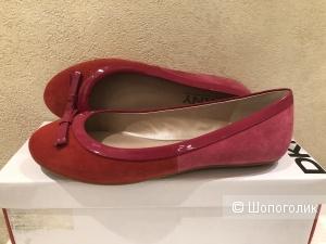 Балетки DKNY р. 36 (6 US)