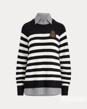 Джемпер-рубашка Ralph Lauren р. XS