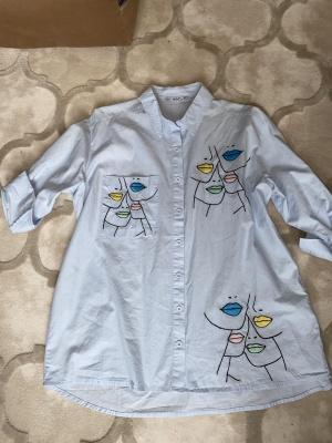 Рубашка ne sho laine, р.42-46
