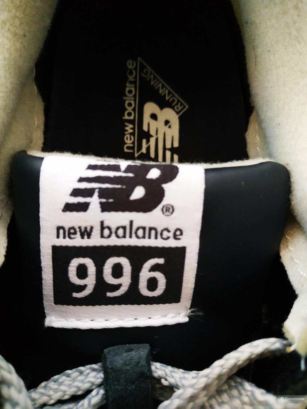 Кроссовки NEW  BALANCE размер 37