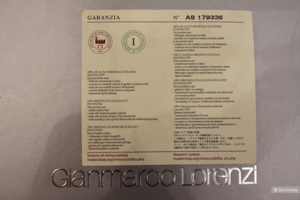 Cапоги  Gianmarco Lorenzi оригинал размер 35