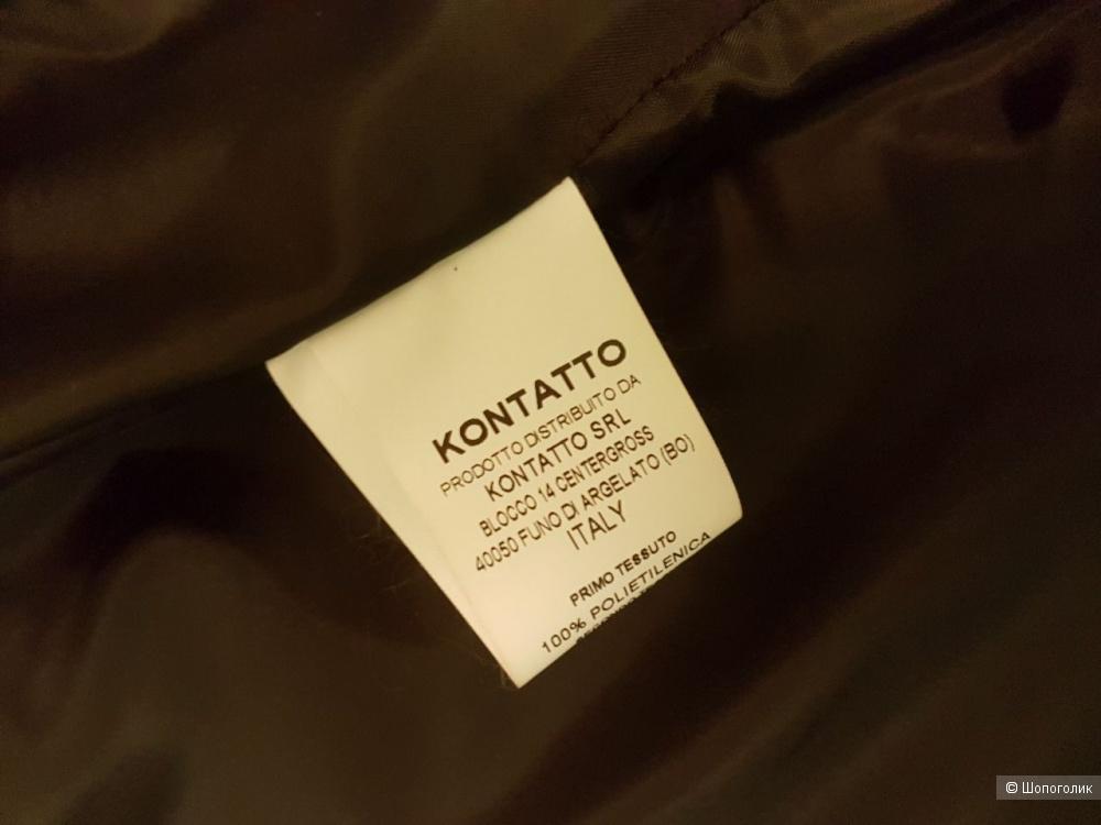 Шубка итальянской марки « Kontatto», размер S