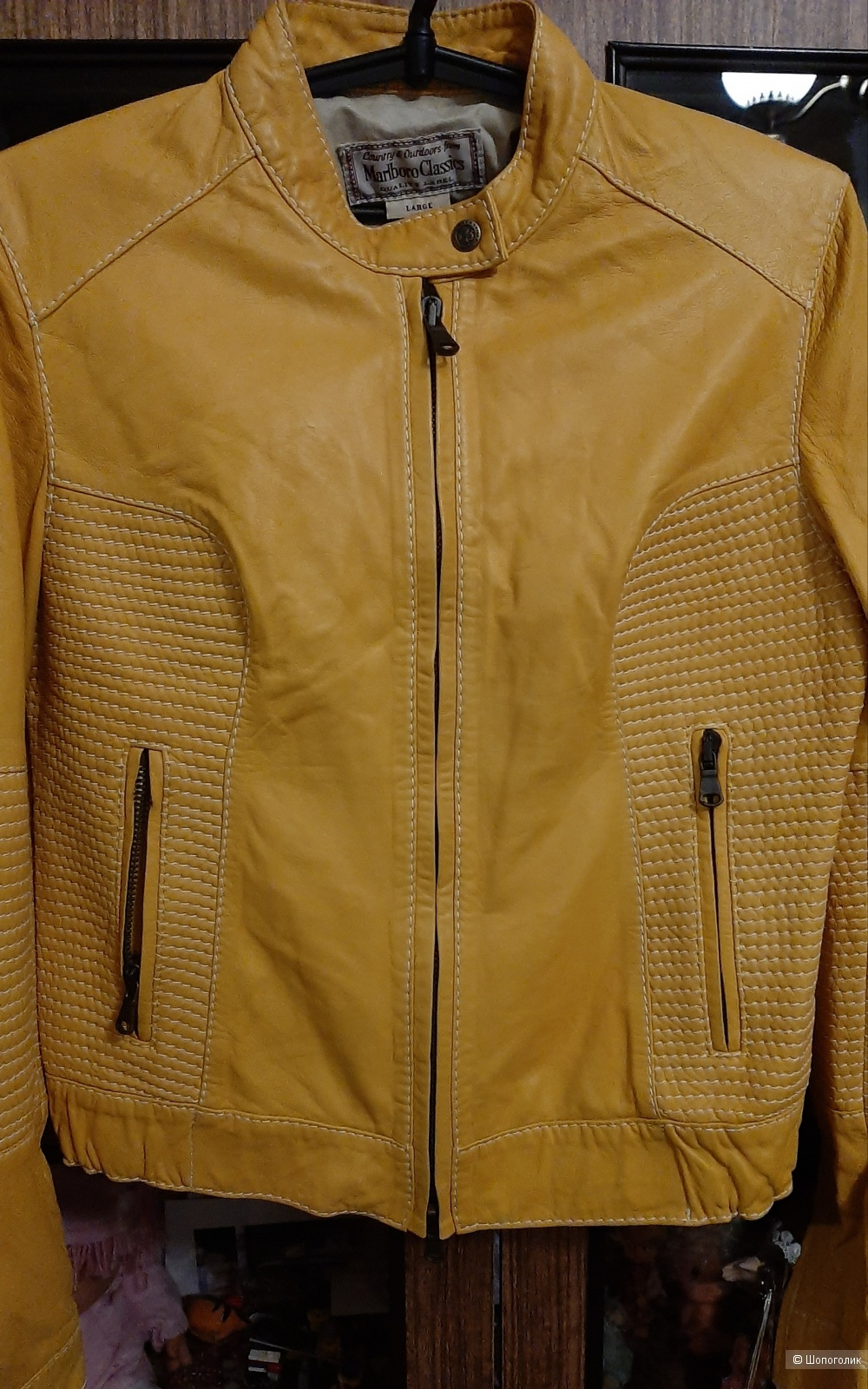 Куртка Marlboro classic размер - L