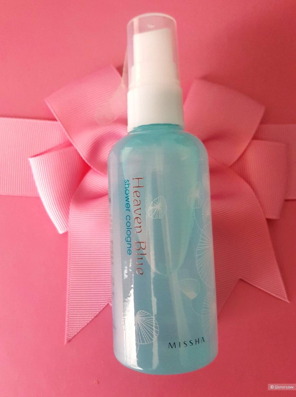 Парфюмированный спрей для тела Missha Heaven Blue 105 ml