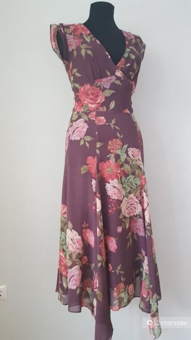 Сарафан- платье,  Laura Ashley, 40