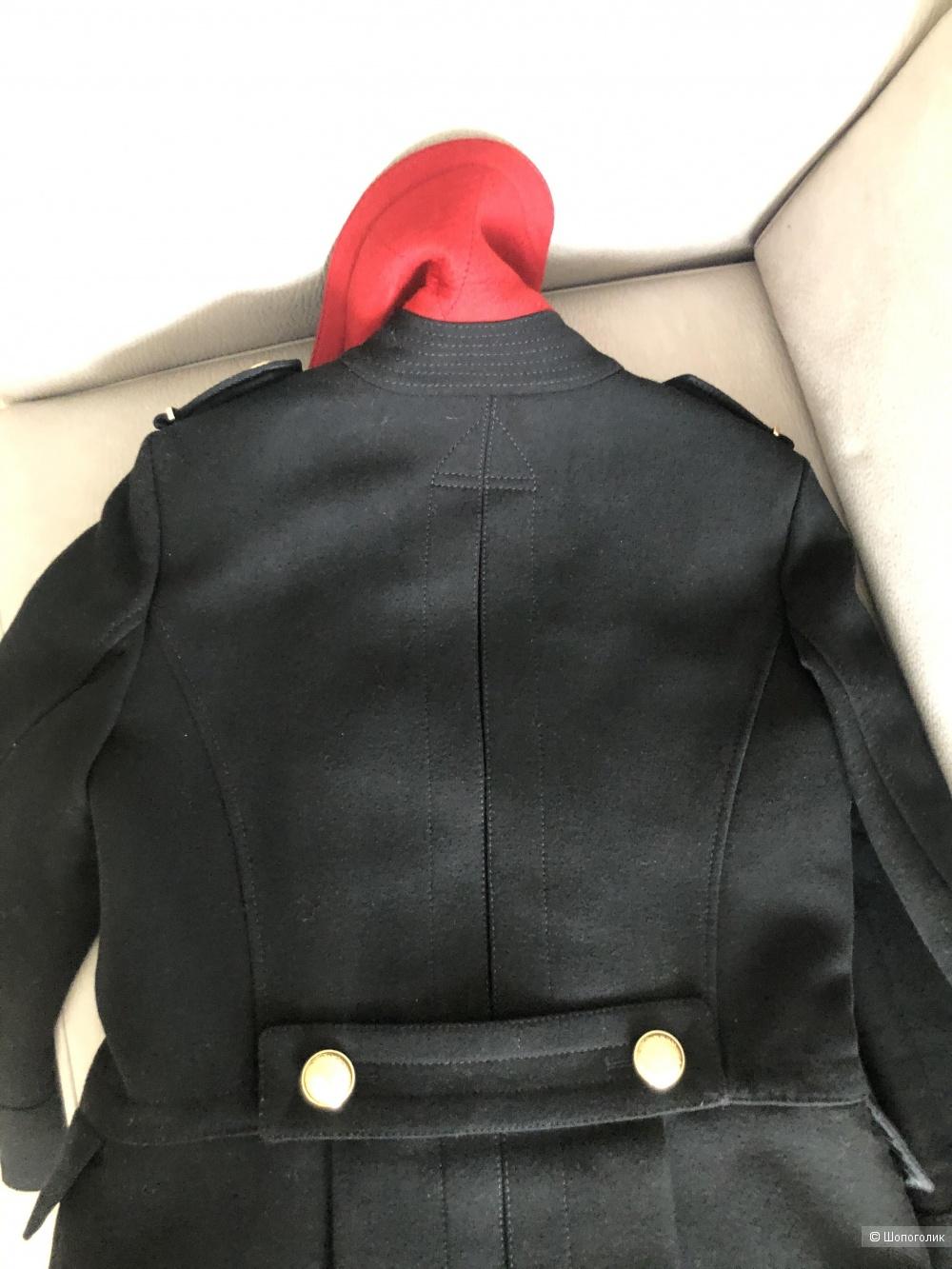 Пальто Burberry размер 40it(42)