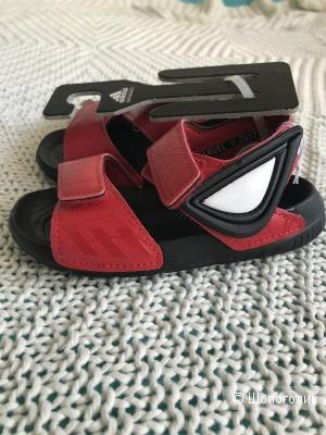 Детские сандали, Adidas, 23 разм