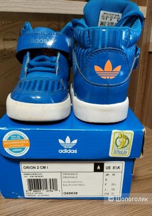 Кроссовки Adidas, размер 7 1/2 us