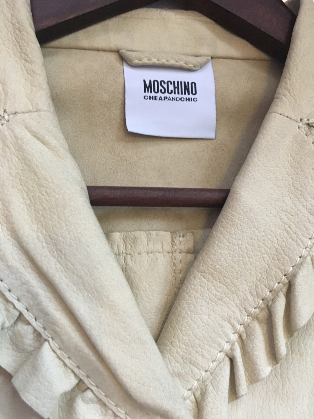 Плащ Moschino Cheap and Chic, размер 40-42