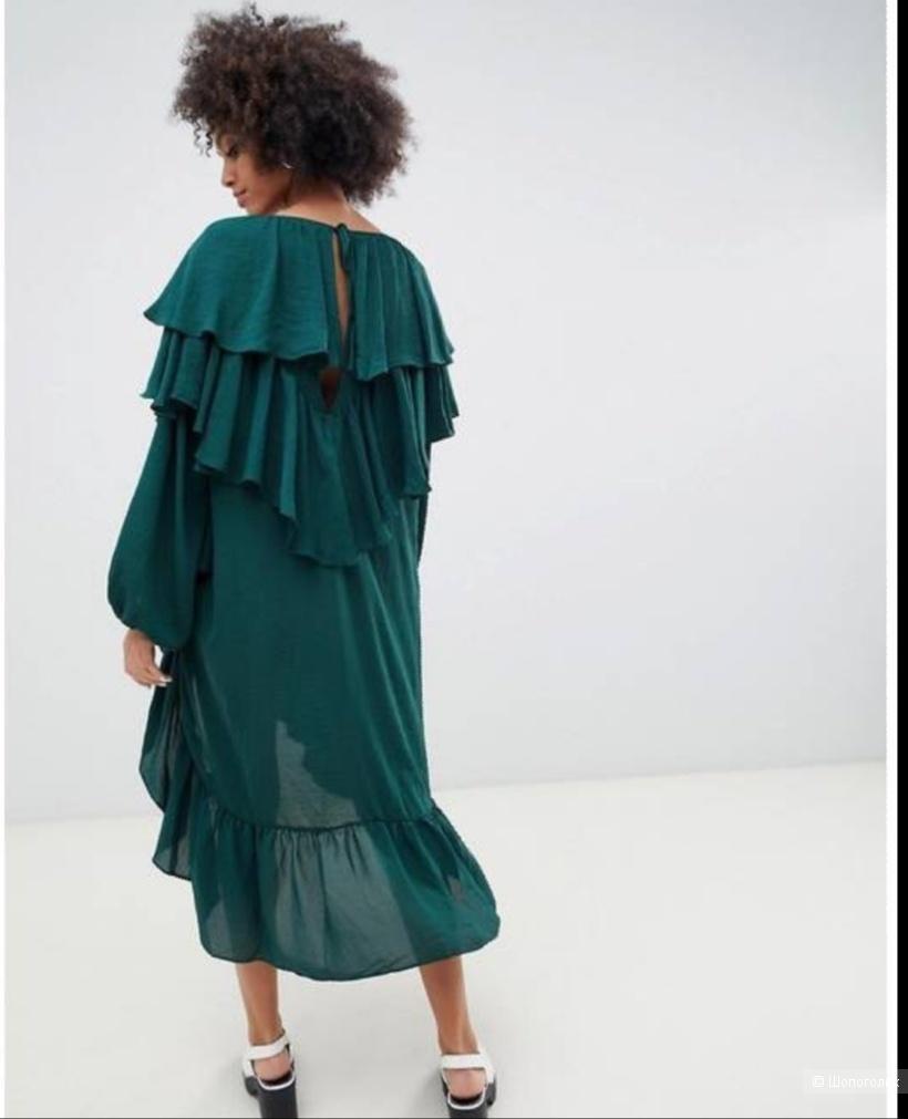 Платье weekday,размер oversize