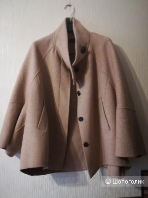 Пальто кейп Zara, Оверсайз