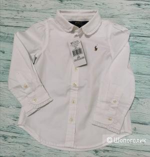 """Рубашка """"POLO"""" 3 г."""