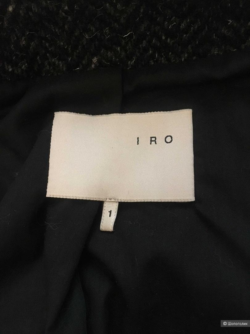 Твидовый кейп IRO размер XS-M