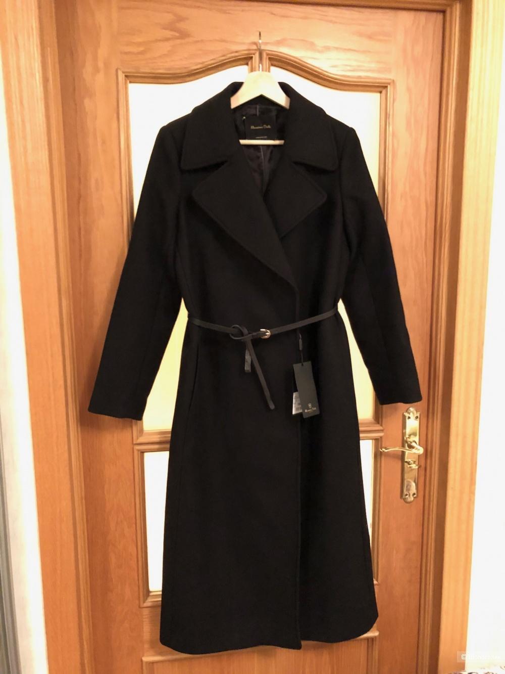 Пальто Massimo Dutti размер 38