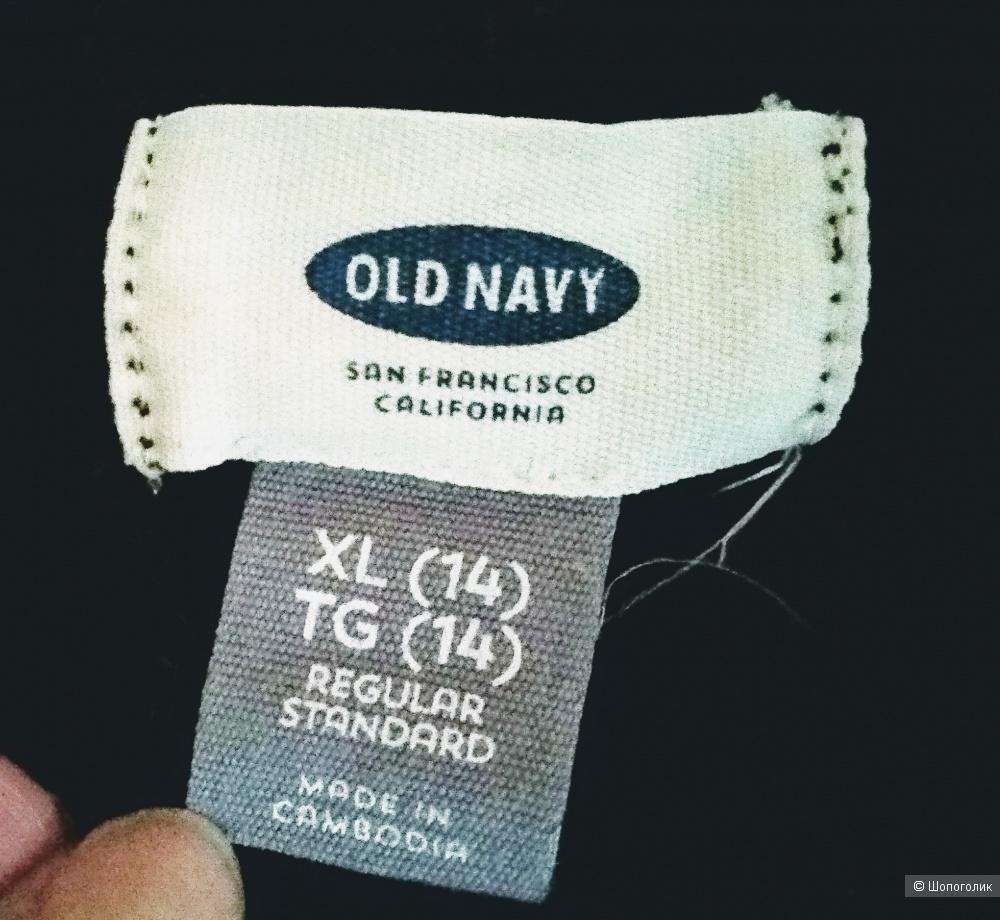 Трикотажное платье-туника, Old Navy, ( tg 14)