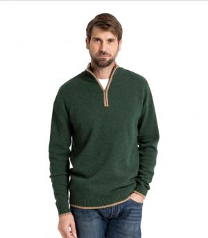 Мужской свитер WoolOvers размер S