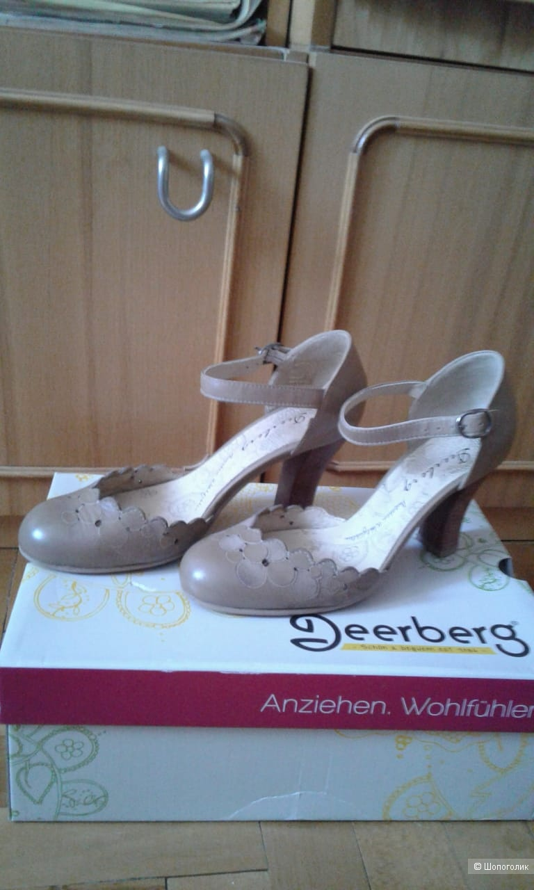 Туфли Deerberg 39