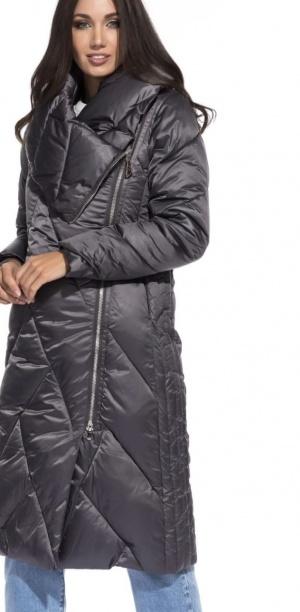 Пальто пуховик под  DKNY , 42-44,46-48
