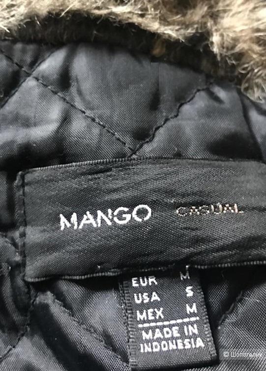 Парка MANGO размер M