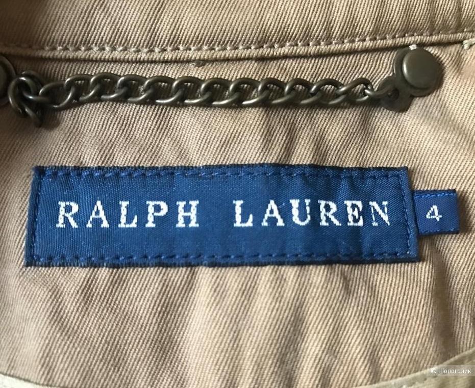 Плащ Ralph Lauren  размер 44