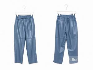 Кожаные брюки, размер XXL, на рос. 48-50