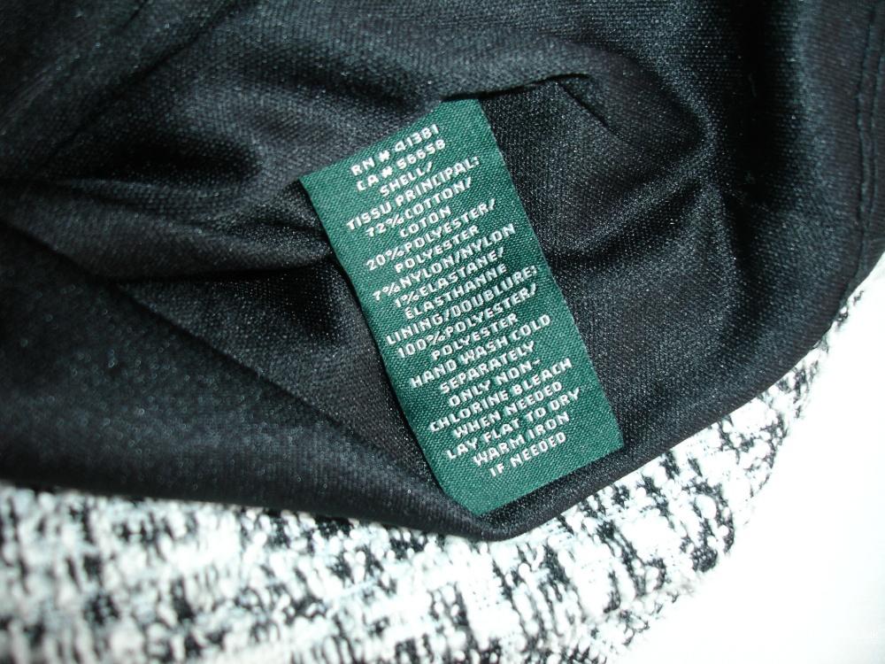 Платье Lauren Ralph Lauren, размер US 6P (44)