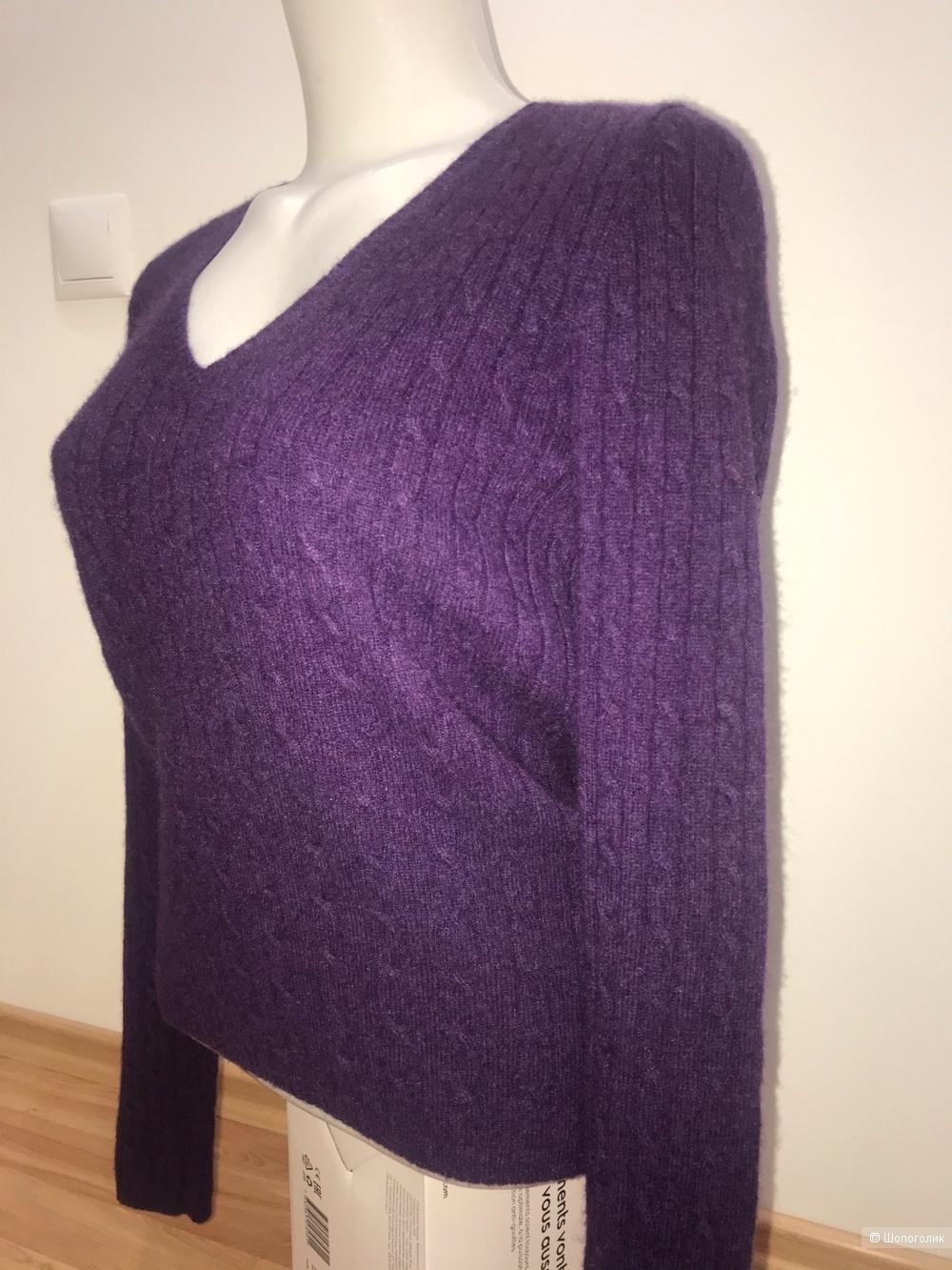 Кашемировый пуловер Jake's, размер 42-44