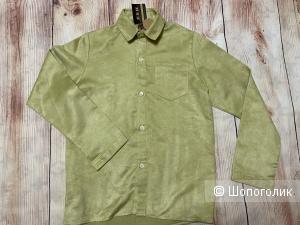 Рубашка на мальчика, размер 140