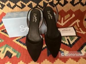 Seychelles замшевые туфли, размер 40-41