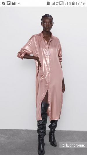 Платье Зара. Размер L.