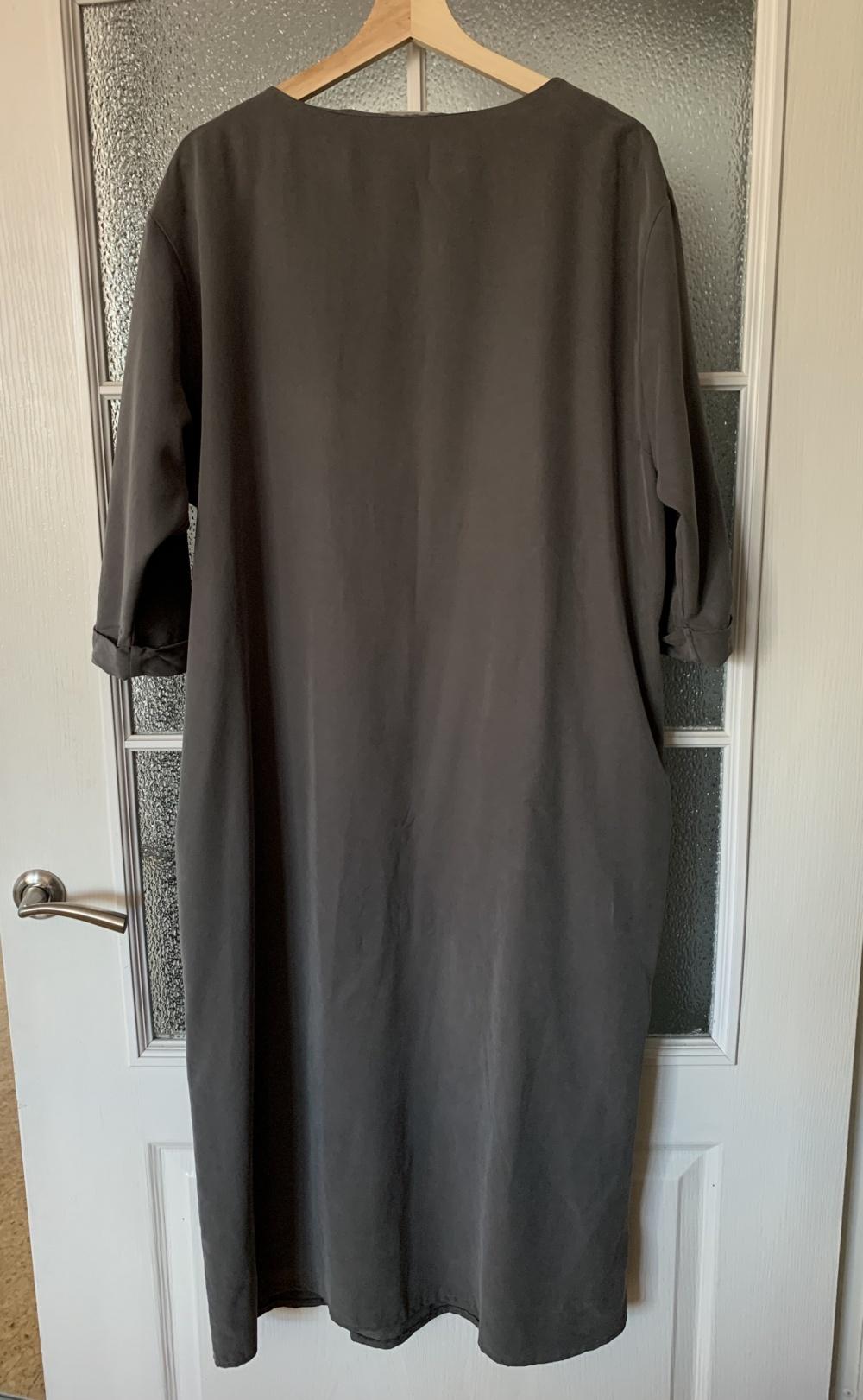 """Платье Черешня """"Лея"""" (UNIQUE FABRIC), размер M-L"""