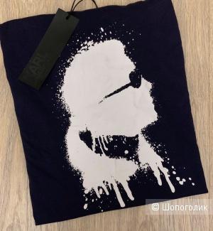 Karl lagerfeld футболка S/M