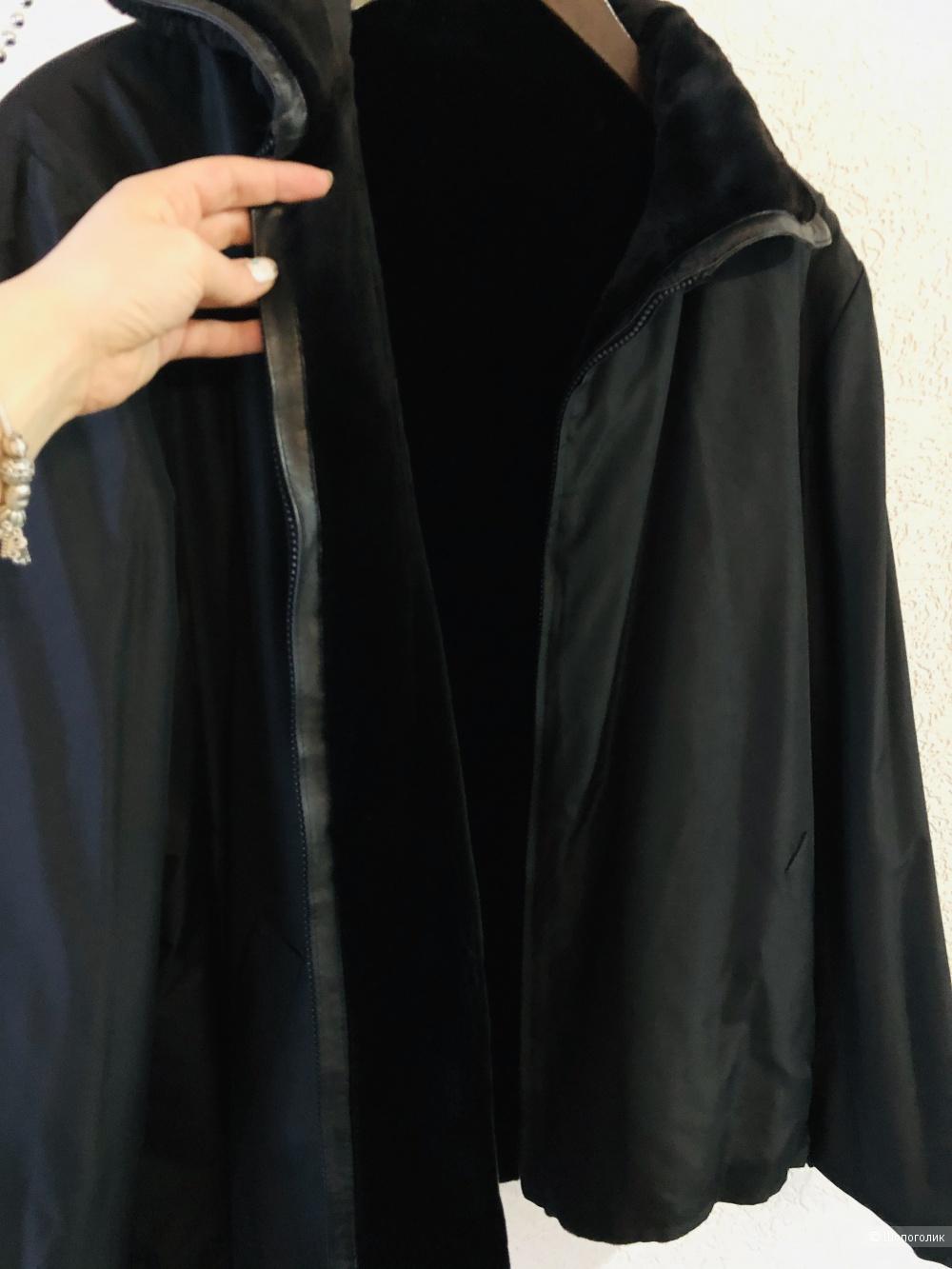 Пальто из норки SAGA MINK