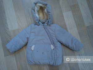 Куртка h&m размер 92