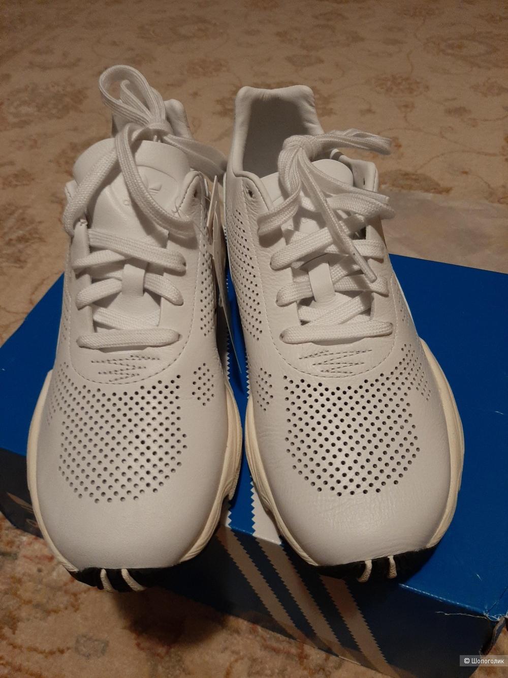 Кожаные кроссовки adidas originals Falcon, UK 6