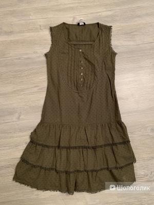 Платье из хлопка Active Wear, р. 40