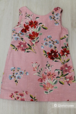 Платье Zara р.110