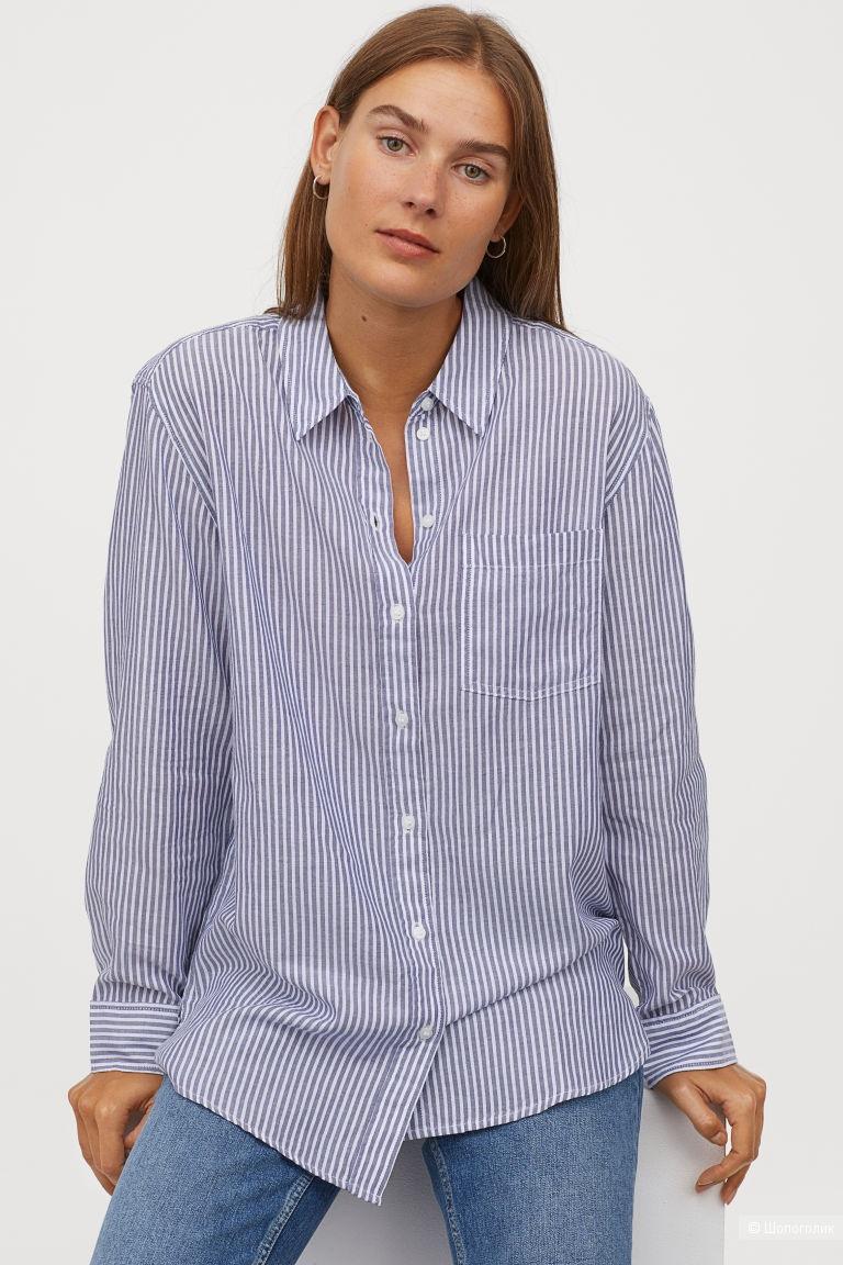 Рубашка H&M 48 50 52