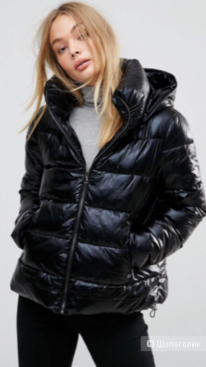 Куртка-пуховик Abercrombie размер S/M/L