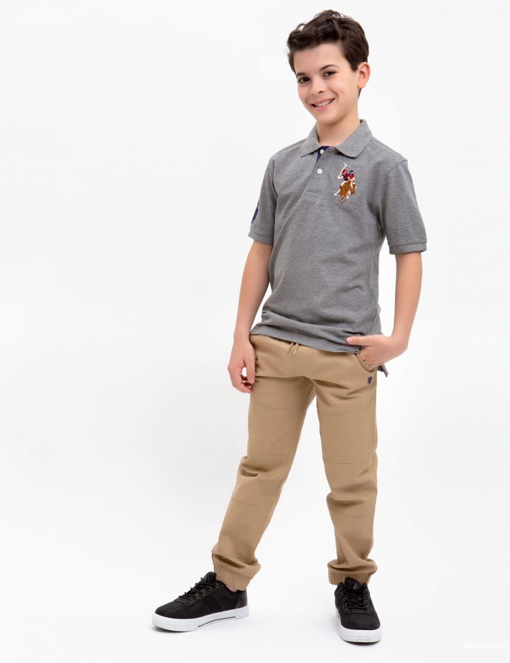 Поло US Polo ASSN,размер 10-12 лет