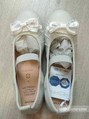 Детские балетки GEOX, 31 размер